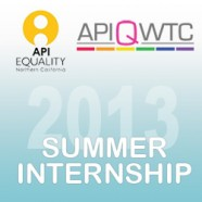 Intern for APIQWTC‏