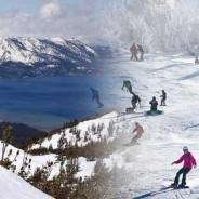 South Lake Tahoe Trip Jan 2015