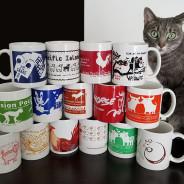 Meowww! Mug Art Commission! 2019 APIQWTC Lunar New Year Banquet
